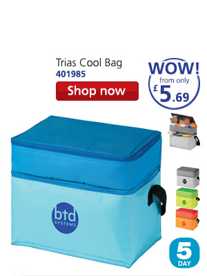 Trias Cool Bag 401985 WOW! from only £5.69 5 DAY Shop now