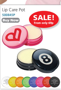 Lip Care Pot - on Sale from only 69p