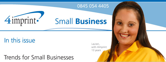 Small Business News from 4imprint