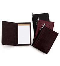 View a larger, more detailed picture of the Cross Leather Jotter with Pad