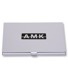 View a larger, more detailed picture of the Aluminium Business Card Case