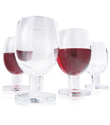 View a larger, more detailed picture of the Jamie Oliver 4 Wine Glass Set