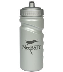 View a larger, more detailed picture of the 500ml Finger Grip Sports Bottle - 3 Day
