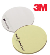 View a larger, more detailed picture of the 3M Post-it Notes 2 in 1