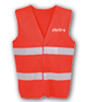 Hi Vis Safety Vest - Orange