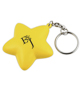 Star Stress Keyring